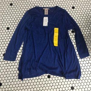 Nwt Philosophy Sweater Size Medium